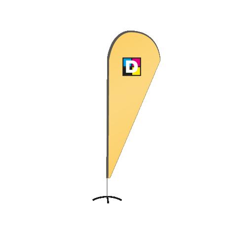 Beachflag Drop